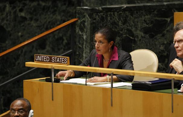 EE.UU. propone usar las sanciones de la ONU para reanudar las negociaciones sobre Darfur