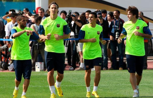 Pedro entra en la historia al marcar en todas las competiciones