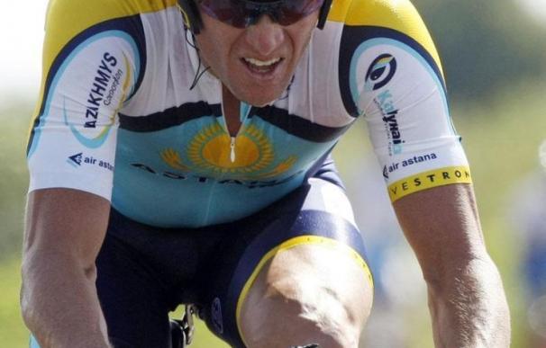 Lance Armstrong elige la Vuelta a California en lugar del Giro de Italia para 2010