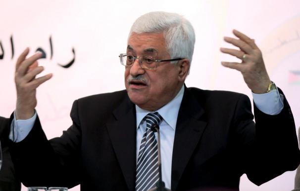 Abás ve posible la paz con Israel en 6 meses si no se edifica en las colonias