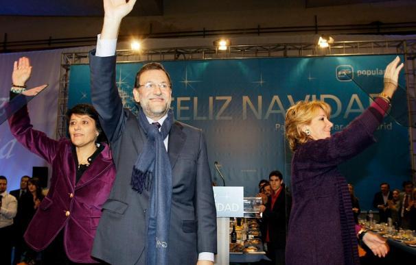 """Aguirre dice que es """"el colmo"""" que el """"récordman mundial del paro"""" quiera dar lecciones de economía"""