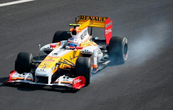 Renault sigue en la Fórmula Uno con un nuevo socio estratégico