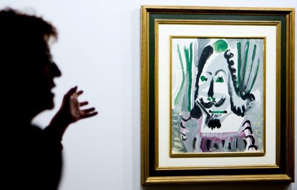 Obras de El Greco, Rubens y Picasso se pueden ver en Zaragoza hasta marzo