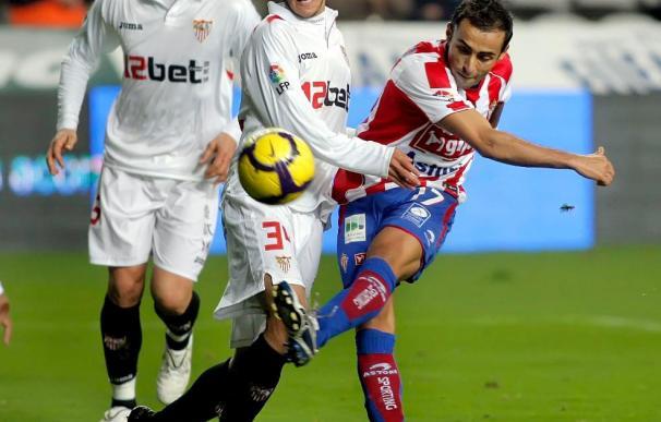 Marc Valiente asegura que es más fácil jugar en Primera División