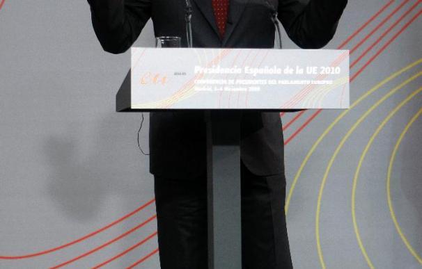 Zapatero explica hoy en el Congreso los objetivos de la presidencia de la UE