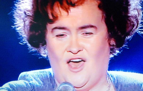 La cantante Susan Boyle - (Foto: Flickr: Banalities)