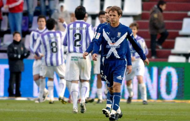 Mikel Alonso, aunque respeta al Atlético de Madrid, confía en que gane el Tenerife el domingo