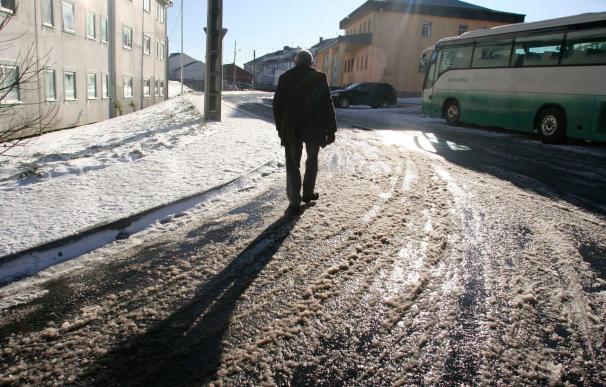 Los colegios gallegos cerrarán hoy aunque no prevén nieve en el 59 por ciento de los municipios