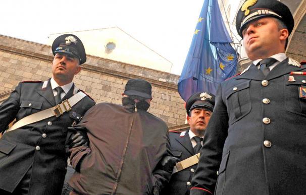 Detenidas en Palermo 65 personas por crear una red de narcotráfico con España