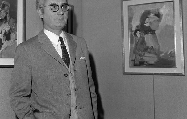 Muere a los 91 años el pintor José Antonio Molina Sánchez