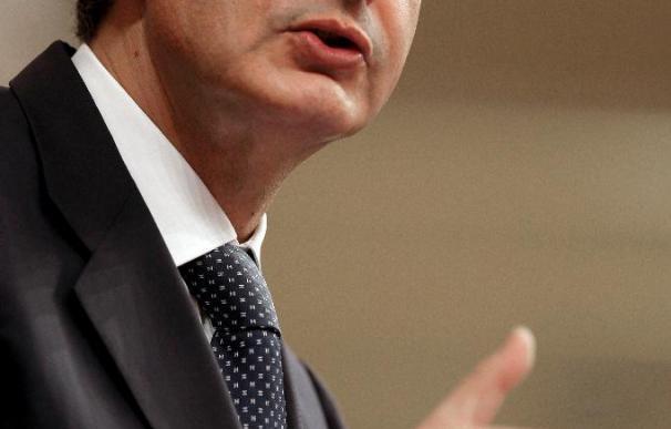 Zapatero subraya que no aceptará que se abarate el despido