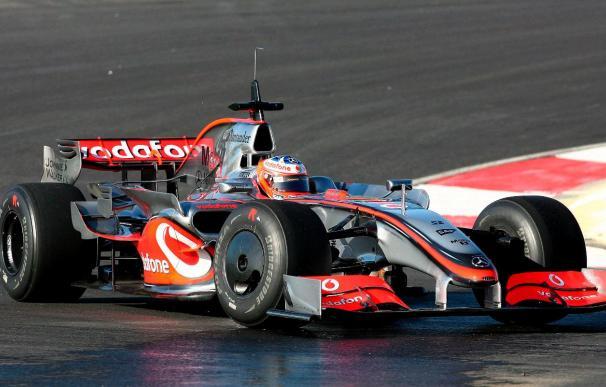 Paffett (McLaren) marca el mejor tiempo en el segundo día de pruebas en Jerez