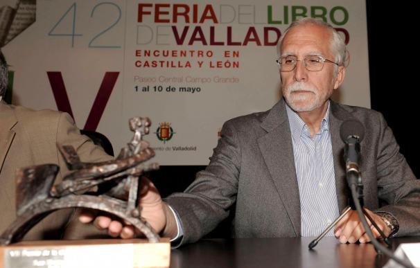 La guipuzcoana Juana Cortés gana el premio de relatos cortos Luis Mateo Díez