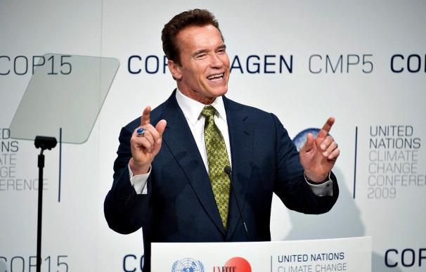 Schwarzenegger pone a las regiones y ciudades como ejemplo de la lucha contra el cambio climático