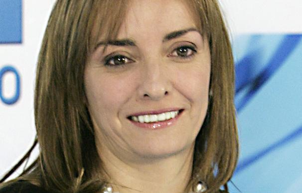 Pepa Bueno, la presentadora del Telediario 2 de TVE