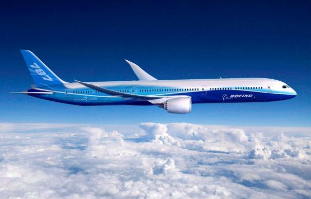 El Boeing 787 Dreamliner realizó su primer vuelo con éxito