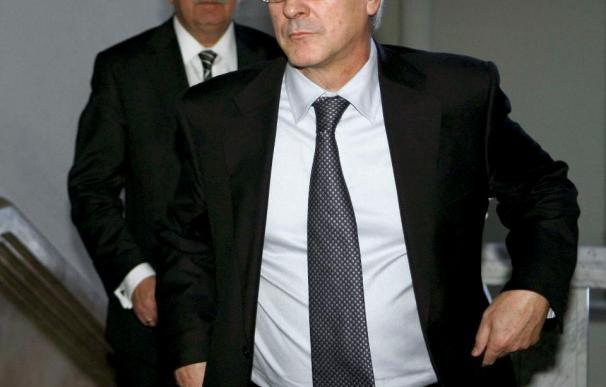 Barreda dice que el PP no quiso acuerdo y Feijóo, que se le hurtó el debate