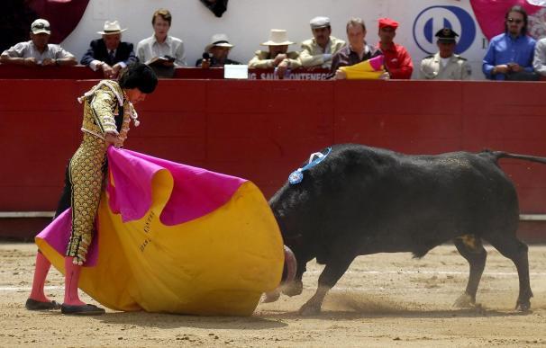 """Sebastián Castella reivindica """"la Fiesta internacional"""" al recibir un premio de ABC"""