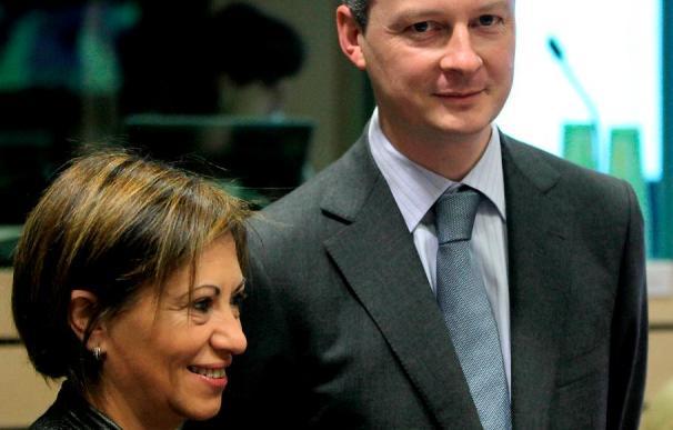 Espinosa dice que es difícil saber si la UE levantará la veda de la anchoa