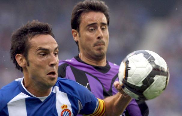 David García es baja segura para el partido ante el Almería
