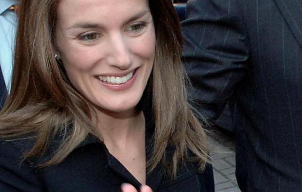 La Princesa de Asturias clausura en San Sebastián una muestra sobre el Braille