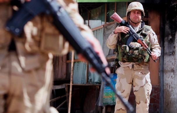 Diez heridos en una fuerte explosión en el centro de Kabul