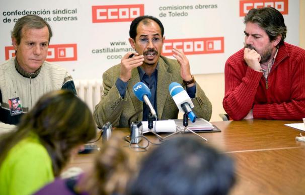El delegado saharaui en Castilla-La Mancha recuerda que la expulsión de Haidar fue ilegal