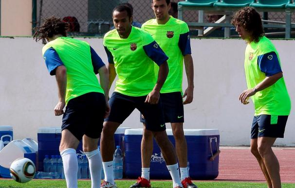 El Barcelona inicia el asalto al sexto título del año
