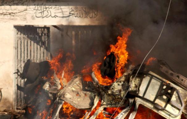 Ocho muertos y 40 heridos en un ataque suicida contra un hotel del centro de Kabul