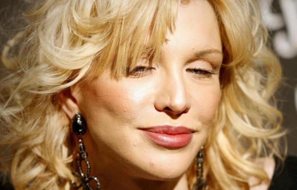 Courtney Love pierde temporalmente la custodia de su hija