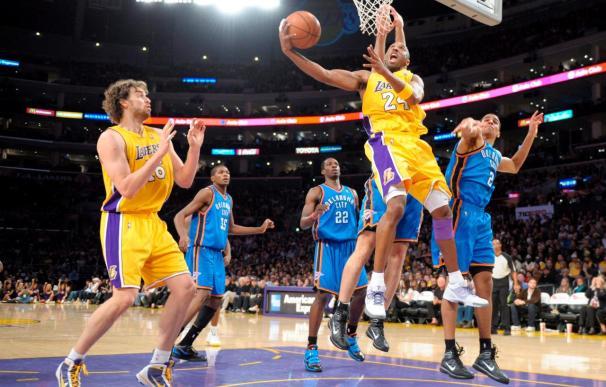"""Pau Gasol espera renovar """"pronto"""" con los Lakers y pospone su decisión sobre Mundial"""