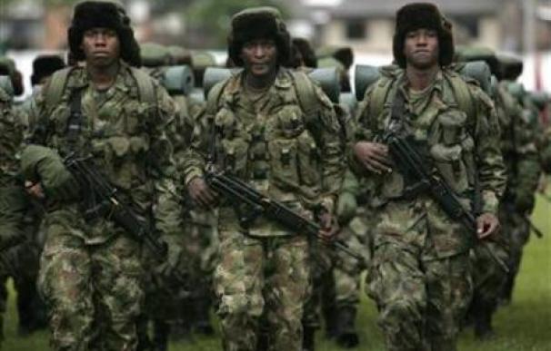 El Ejército de Colombia busca al gobernador secuestrado