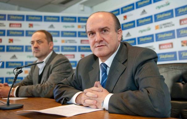 Bandrés deja la presidencia del Zaragoza y renuncia todo el consejo de administración