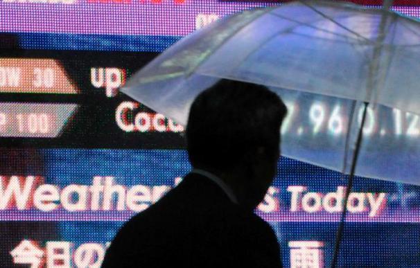 El índice Nikkei gana 134,35 puntos, 1,34 por ciento, hasta 10.156,94 puntos