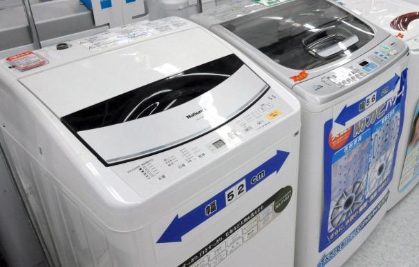 La venta de electrodomésticos en España cae el 16,06% en noviembre