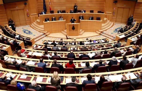 El Senado vota el miércoles en comisión los cuatro vetos a los Presupuestos