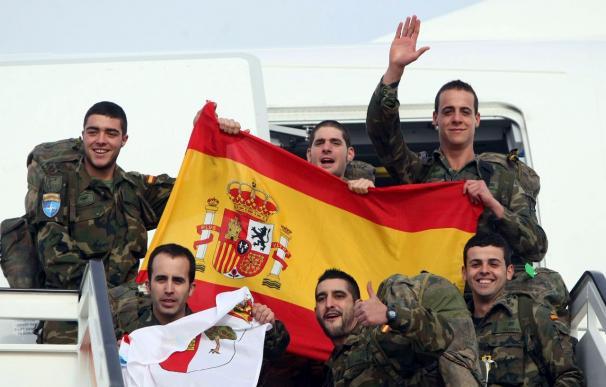 El Gobierno español ofrece enviar 250 militares más a Afganistán, según fuentes de la OTAN