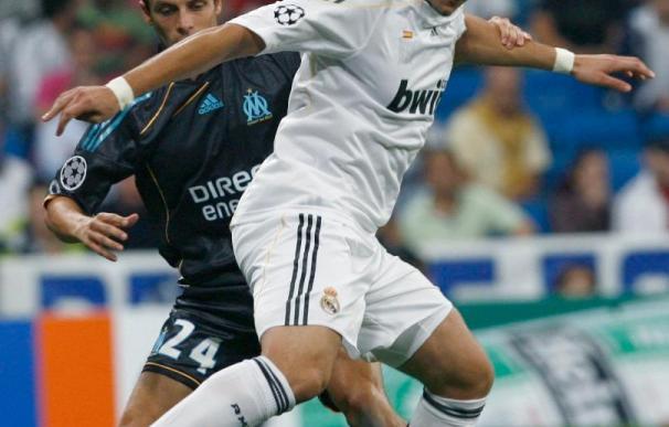 El Madrid busca sobrevivir en el infierno de Marsella