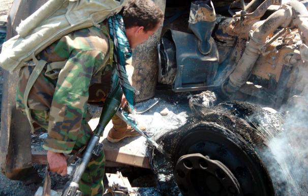 La ISAF bombardea un bastión talibán en el este de Afganistán