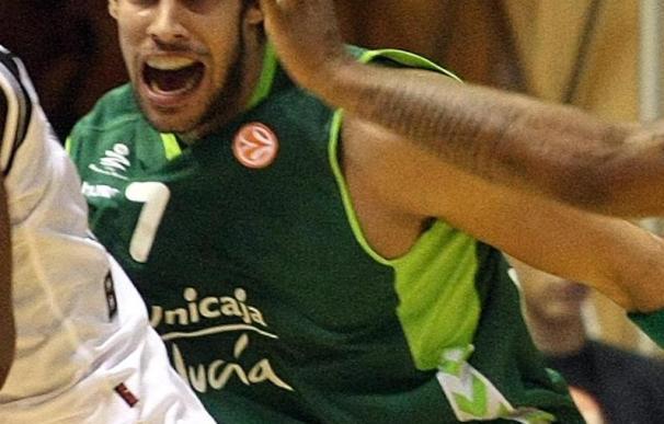 El griego Printezis se recupera de la fractura del hombro y podría jugar ante el Olympicos