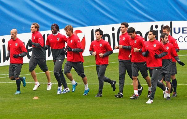 El Atlético mide su mejoría ante el Oporto, en busca del billete para la Liga Europa