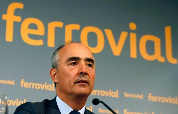 Ferrovial lidera las alzas del Ibex (1,09%) tras completar la fusión con Cintra