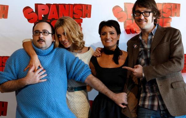 """""""Spanish Movie"""" recauda 2,15 millones de euros en su primer fin de semana"""