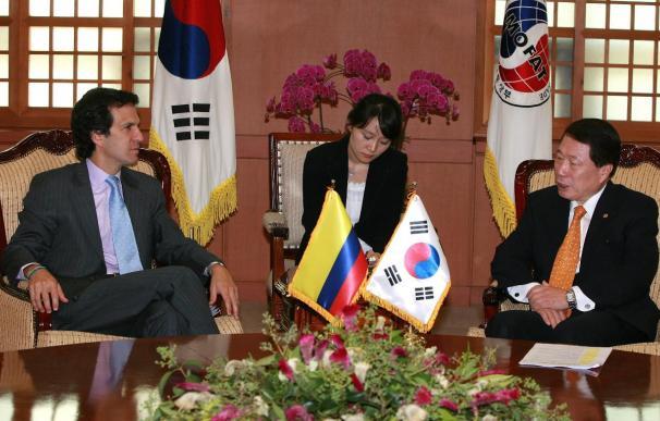 Corea del Sur y Colombia abren negociaciones para Tratado de Libre Comercio