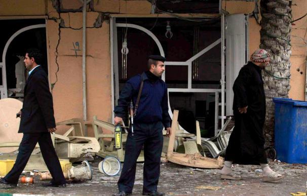 Siete muertos y 27 heridos en diversos ataques en Irak