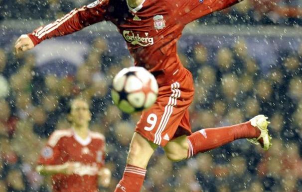 Torres marca su gol 50 en Liga y entra en la historia del Liverpool