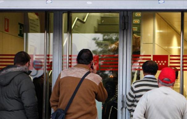 El desempleo sigue imparable en su ascenso como mayor preocupación ciudadana