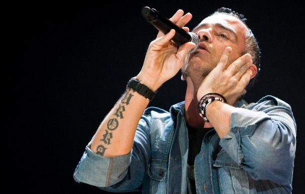 Eros Ramazzotti cuelga el cartel de completo para su concierto en Madrid