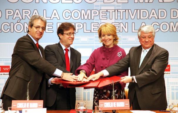 El acuerdo para la competitividad y creación de empleo generará 80.000 trabajos