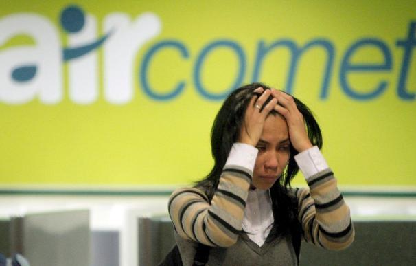 Air Comet echa el cierre y deja a 1.500 pasajeros al día sin vuelos